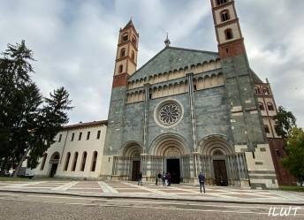 Верчелли церковь