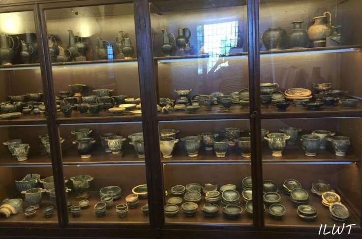 Музей в Популонии